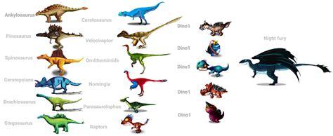 ArtStation   All Types Of Cute Dinosaurs, Amit Mishra