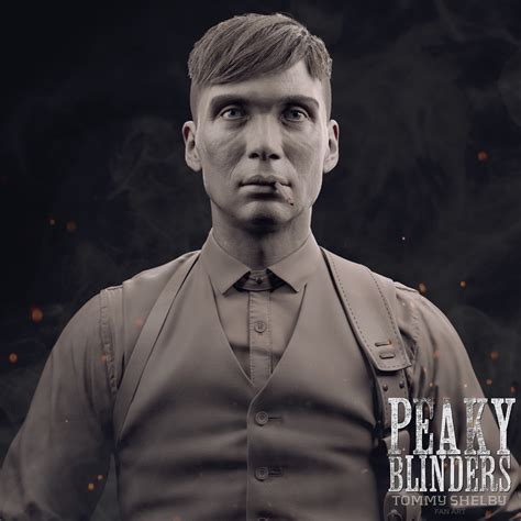 ArtStation   Tommy Shelby   We re Going to the Races ...