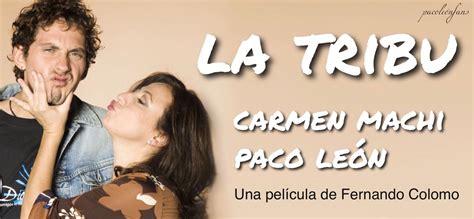 Artur Busquets comienza a rodar  La Tribu  con Carmen ...