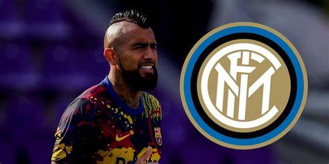 Arturo Vidal es oficializado como nuevo jugador del Inter ...