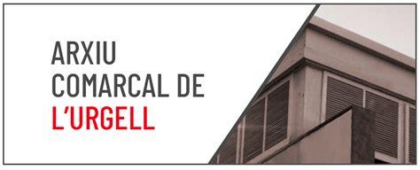 ARXIU COMARCAL DE L URGELL | Cultura Tàrrega