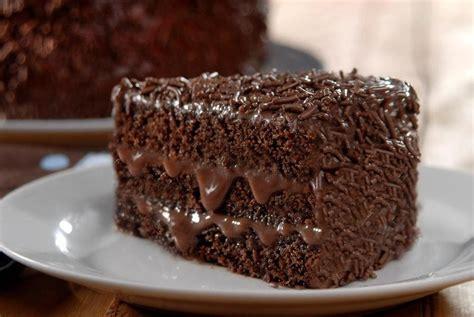 As 5 Receitas de Bolo de Chocolate【RECEITA COMPLETA】