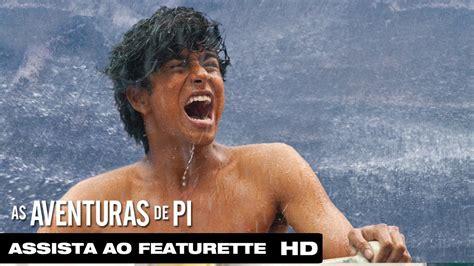 As Aventuras de Pi   A Vida de Suraj Sharma   Legendado HD ...