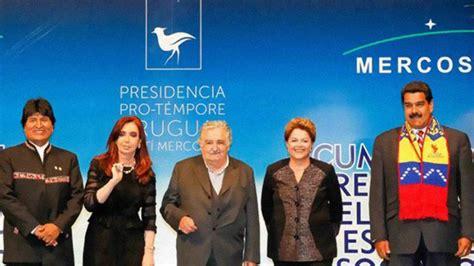 As estratégias e os países envolvidos no Foro de São Paulo ...