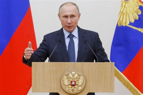 As Russia gets set for presidential election, Putin ...