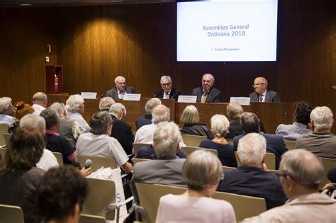 Asamblea General Ordinaria de Caja de Ingenieros 2018