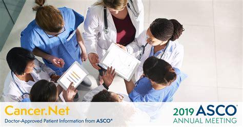 ASCO Annual Meeting 2019: Treatment Advances for ...
