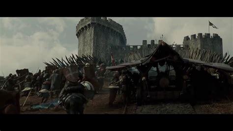 Asedio a un castillo en la Edad Media   YouTube