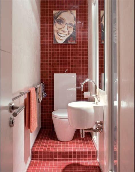 aseos de cortesia gresite | Cuartos de baños pequeños ...
