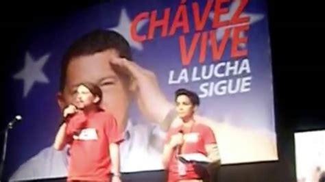 Así conmemoraba Pablo Iglesias la muerte de Hugo Chávez ...
