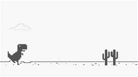 Así es como juega al dinosaurio de Google un auténtico gamer