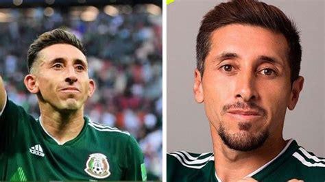 Así es el cambio radical de Héctor Herrera tras operarse ...