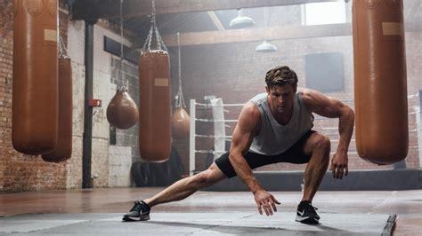 Así es el increíble entrenamiento de Chris Hemsworth que ...