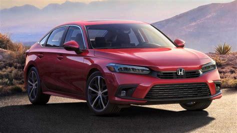 Así es el nuevo Honda Civic 2022 de producción: ¿Más ...
