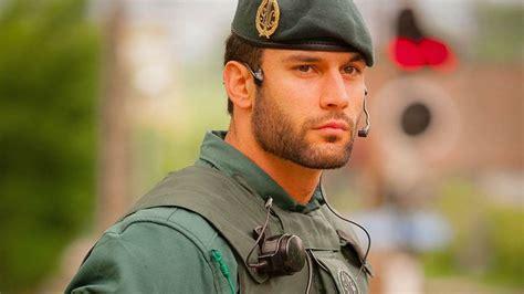 Así es en realidad Jorge Pérez, el guardia civil «cañón ...