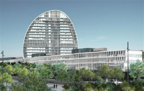 Así es la nueva sede corporativa del BBVA en Las Tablas ...