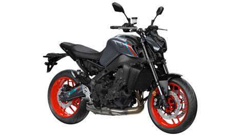 Así es la nueva Yamaha MT 09 2021