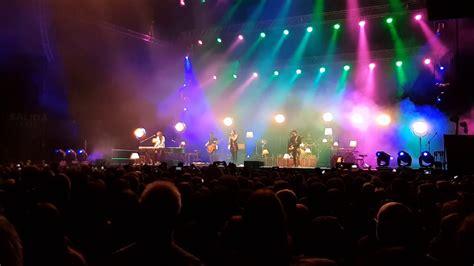 Así fue el concierto de La Oreja de Van Gogh en Madrid ...