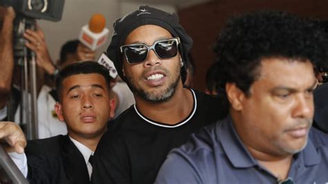 Así fue el último día de Ronaldinho en la cárcel de ...