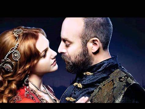 Así fue la historia de amor entre el sultán Suleimán y ...