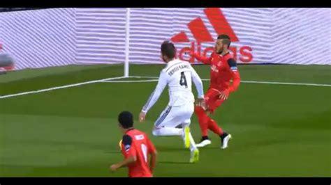 Así fue la lesión de Sergio Ramos   YouTube