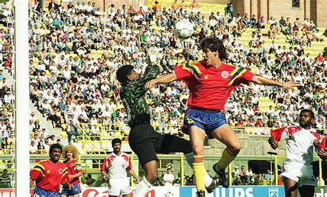 Así fueron las últimas horas del defensa Andrés Escobar ...