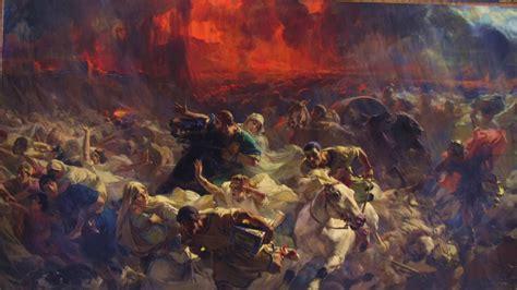 Así murieron los habitantes de Pompeya cuando el Vesubio ...