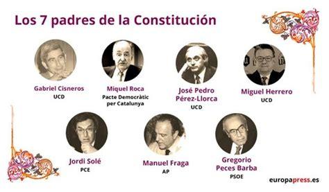 Así nació la Constitución Española de 1978, que este ...