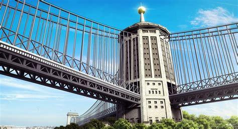 Así podría haber sido el famoso puente Harbour Bridge de ...