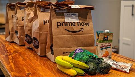 Así puedes comprar comida online en Amazon: ¿Entrega en 2 ...