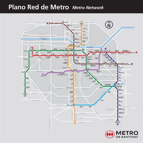 Así quedará el plano de la red de Metro con la nueva Línea ...