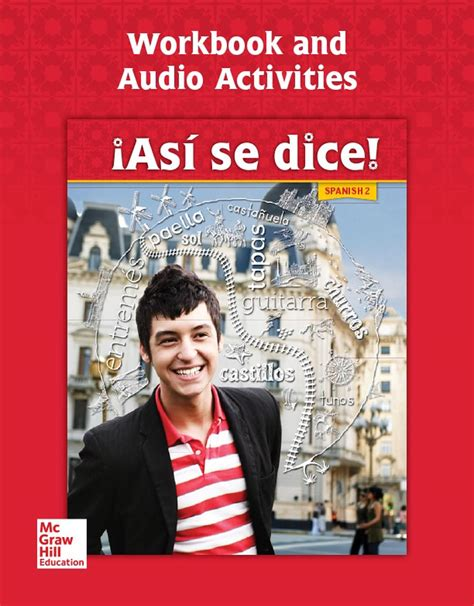 Asi Se Dice! Level 2, Workbook and Audio Activities by ...