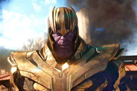 Así se hubiera visto Thanos en Infinity War y Endgame   Marvel