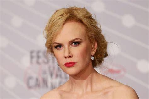 Así se ve Nicole Kidman con canas y sin maquillaje ...