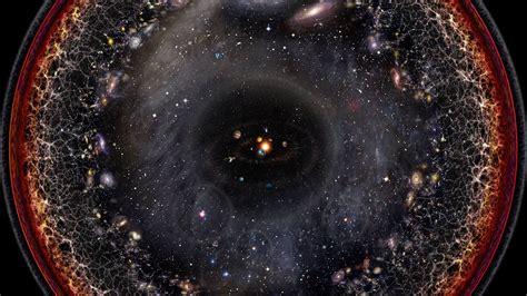 Así se ve todo el universo conocido en una sola imagen ...
