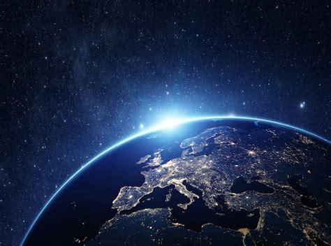 Así se ven las luces de la Tierra desde el espacio
