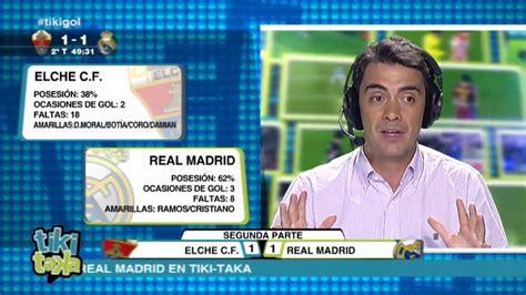 Así se vivió el penalti pitado a Pepe en el directo ...