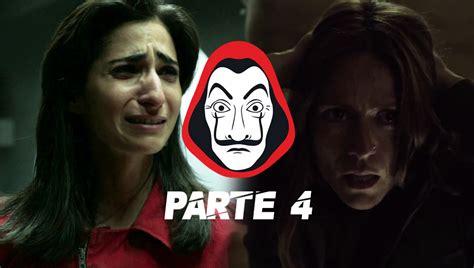 Así será la cuarta temporada de  La Casa de Papel    TVienes