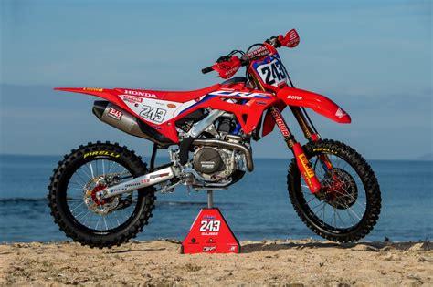 ¿Así serán las Honda CRF 2021?   Moto1Pro