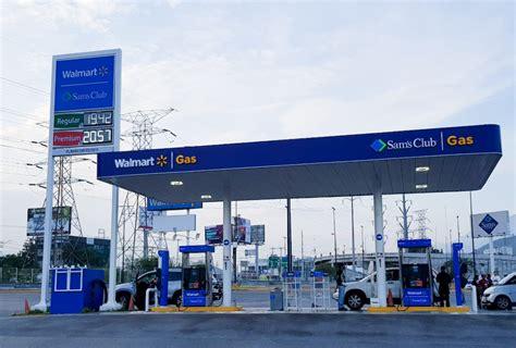 Así serán las nuevas gasolineras de Walmart en México ...