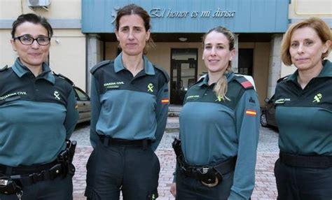 Así son las mujeres de la Guardia Civil en Segovia | El ...