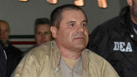 Así son los días en la cárcel para Joaquín  El Chapo ...