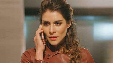 Así tomó María León el fracaso de su telenovela 'Guerra de ...