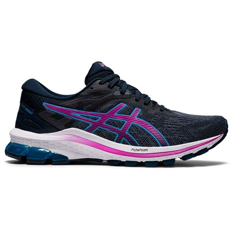 Asics GT 1000 10   Womens Running Shoes   French Blue ...