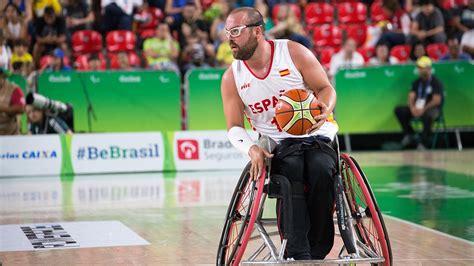 Asier García   Baloncesto en silla de ruedas   Sunrise Medical