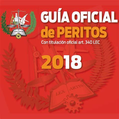 Asociación de peritos judiciales en España