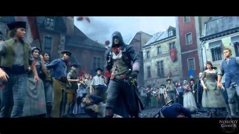 Assassin s Creed Music Video   Runnin  Adam Lambert    YouTube