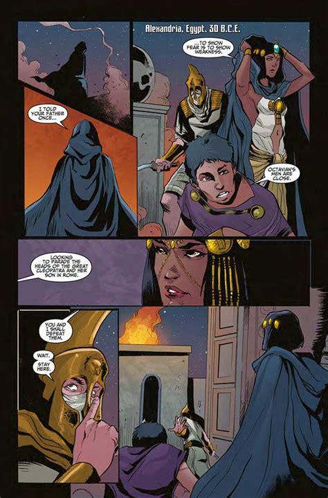 Assassin s Creed Origins #3 — Major Spoilers — Comic Book ...
