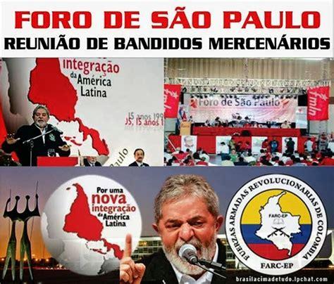Assim falou quem?: Foro de São Paulo e outros projetos ...