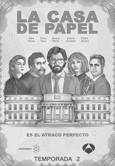 Assistir Serie La casa de papel Online Grátis   Temporadas ...